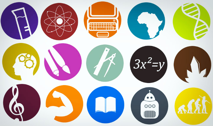 idioma y asignaturas