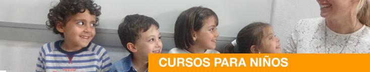 Cursos para niños