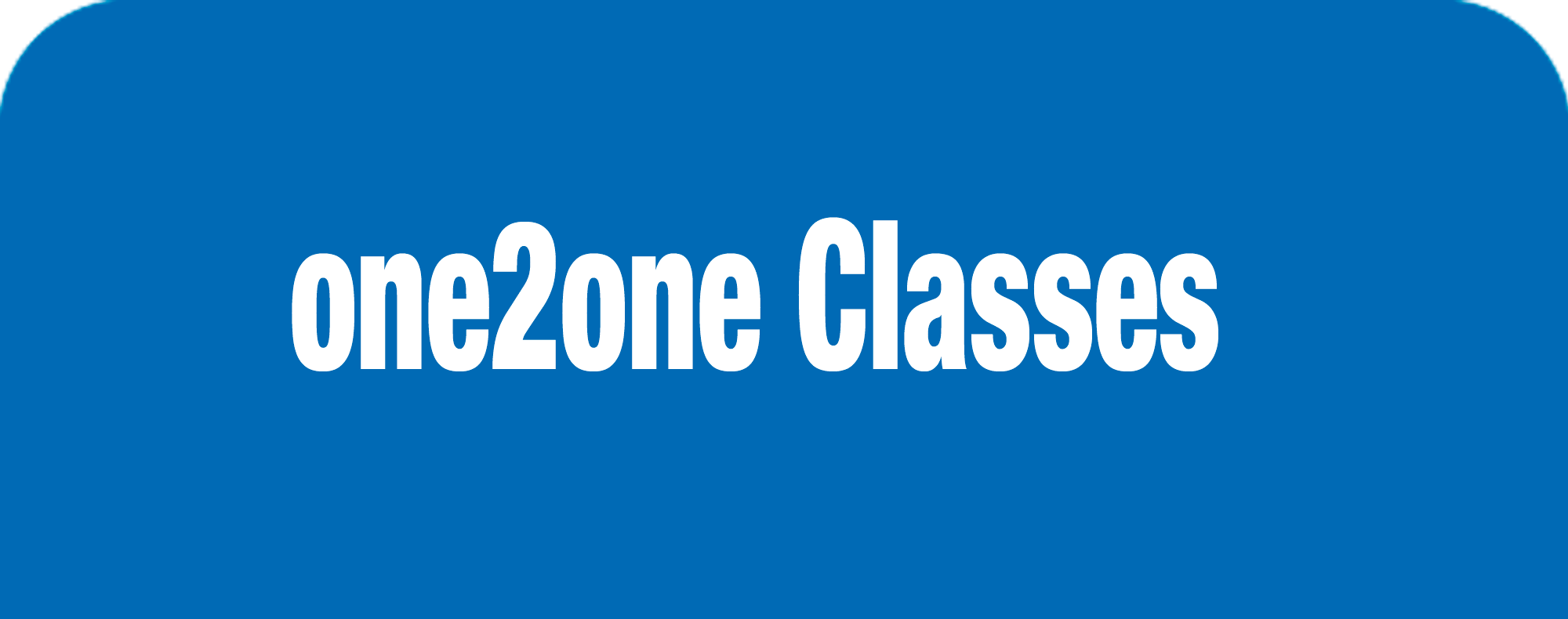 one2one Classes