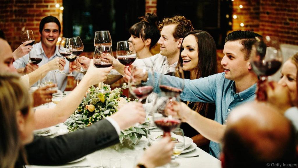 La amistad es la principal motivación para la mayoría de hyperglots (Crédito: Getty Images)