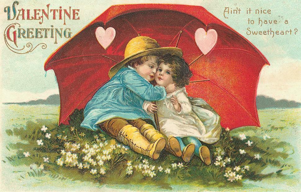 san valentine inglés
