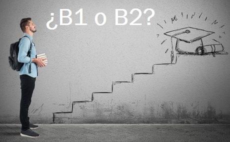 Hoy B1, Mañana B2 y Pasado Mañana el C1