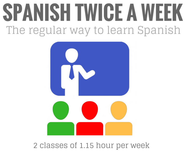 spanish general course