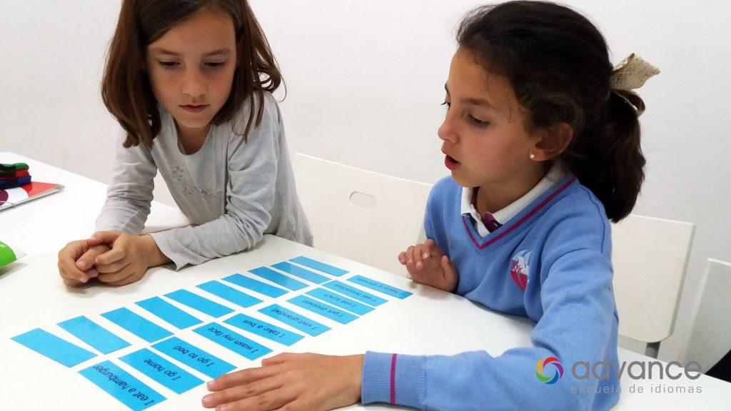 Aprender inglés jugando